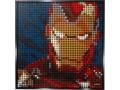 31199 LEGO Art Iron Man