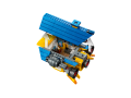LEGO Movie 70831 Dom Emmeta/Rakieta ratunkowa