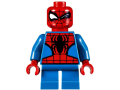 LEGO Super Heroes 76071 Mighty Micros: Spider-Man kontra Skorpion