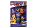 LEGO Movie 2 8021445 Zegarek Emmet