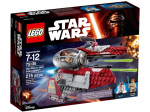 LEGO Star Wars 75135  Jedi Interceptor Obi-Wana
