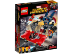 LEGO Super Heroes 76077  Iron Man: Detroit Steel atakuje