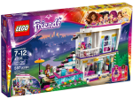 LEGO Friends 41135  Dom gwiazdy pop Livi