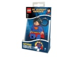 Brelok latarka LEGO Super Heroes KE39  LED Superman