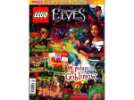 LEGO Elves 407194  magazyn 1/2017 + Bar z napojami
