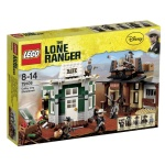 LEGO THE LONE RANGER 79109  Pojedynek w Colby City