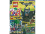 LEGO Batman Movie 416193  magazyn nr 2/2017 + Joker z 2 ładunkami dynamitu!