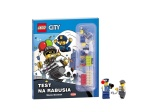 LEGO City LSB5  Test na Rabusia!