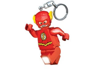 Brelok latarka LEGO Super Heroes KE65  LED The Flash
