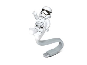 LEGO Star Wars CL11  Lampka LED z klipsem Stormtrooper