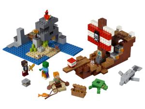 Lego Minecraft Zestawy Klocków Sklep Planetaklockowpl