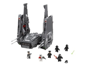 LEGO Star Wars 75104  Command Shuttle Kylo Rena