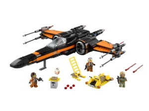 LEGO Star Wars 75102  Poe's X-Wing Starfighter