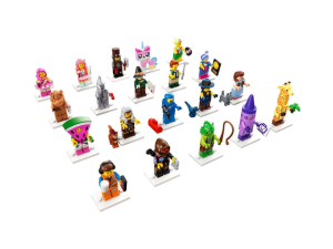 LEGO Minifigures 71023  LEGO MOVIE 2