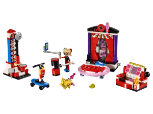 LEGO DC Super Hero Girls 41236  Sypialnia Harley Quinn