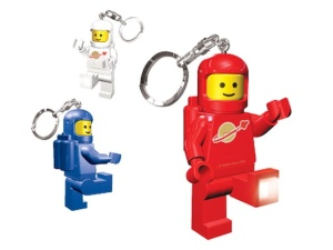 Brelok latarka LEGO KE10  LED Spaceman