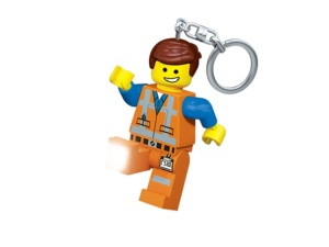 Brelok latarka LEGO Movie LGL-KE47 LED Emmet