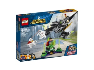 LEGO 76096 Super Heroes Superman™ & Krypto™ Team-