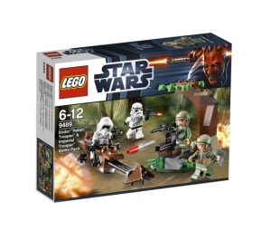 LEGO STAR WARS 9489 Endor™ Rebel Trooper™ & Imperial Trooper™ Battle Pack