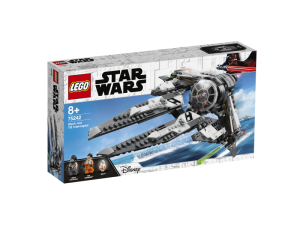 LEGO 75242 Star Wars TIE Interceptor Czarny As