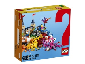 LEGO Brand Campaign Products 10404  Na dnie oceanu