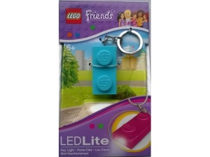 Brelok latarka LEGO Friends KE52F  LED Klocek