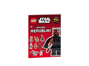 LEGO Star Wars LSW6  Upadek Republiki