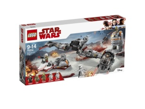 LEGO Star Wars 75202  Obrona Crait