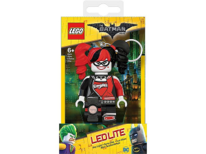 LEGO Batman Movie KE107  Brelok latarka Harley Quinn