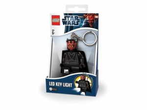 Brelok latarka LEGO Star Wars LGL-KE13  LED Darth Maul