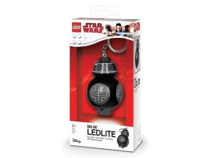 Brelok latarka LEGO Star Wars KE112  LED BB-9E
