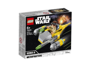 LEGO Star Wars 75223  Naboo Starfighter