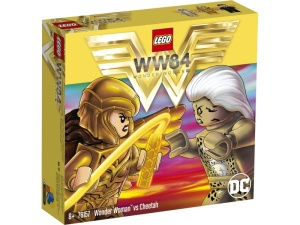LEGO Super Heroes 76157  Wonder Woman kontra Cheetah