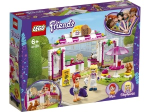 LEGO Friends 41426  Parkowa kawiarnia w Heartlake City