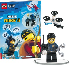 LEGO CITY LNC6020  Misje Duke'a