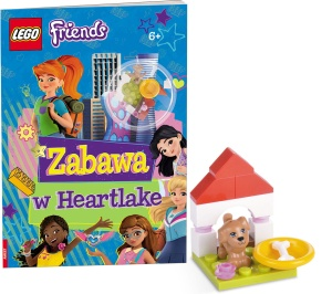LEGO FRIENDS LMJ6158  Zabawa w Heartlake