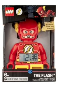 LEGO Classic 7001088  Budzik LEGO DC Super Heroes The Flash