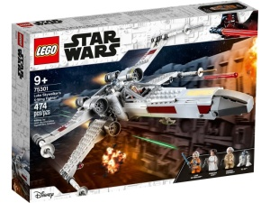 LEGO Star Wars 75301  Luke Skywalker's X-wing Fighter