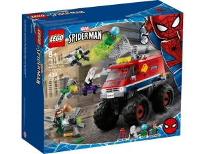 LEGO Super Heroes 76174  Monster truck Spider-Mana kontra Mysterio