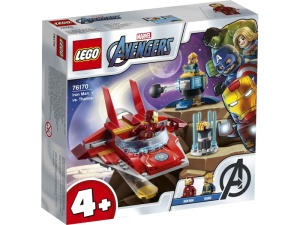 LEGO Super Heroes 76170  Iron Man kontra Thanos