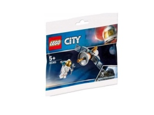 LEGO City 30365  Satelita