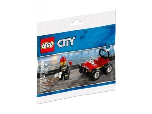 LEGO City 30361  Strażacki quad