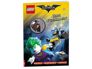 LEGO Batman Movie LNC452  Chaos w Gotham City