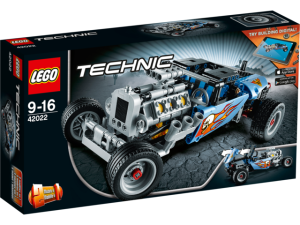 LEGO TECHNIC 42022  Hot rod