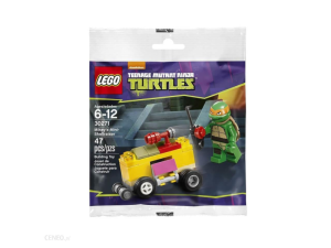 LEGO Turtles Polybag 30271  Mikey's Mini-Shellraiser