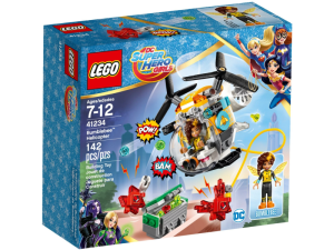 LEGO DC Super Hero Girls 41234  Helikopter Bumblebee