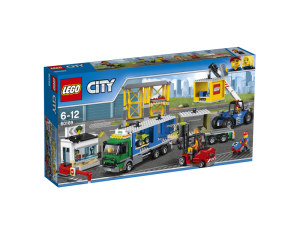 LEGO City 60169  Terminal towarowy