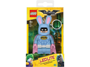 LEGO Batman Movie KE103B  Brelok latarka Batman Bunny