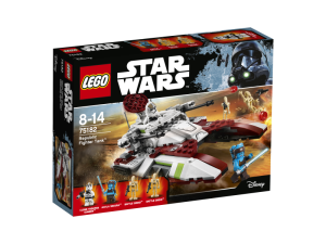 LEGO Star Wars 75182  Czołg bojowy Republiki