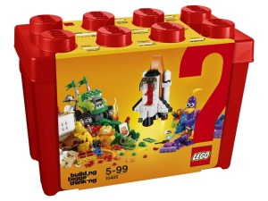 LEGO Brand Campaign Products 10405  Misja na Marsa